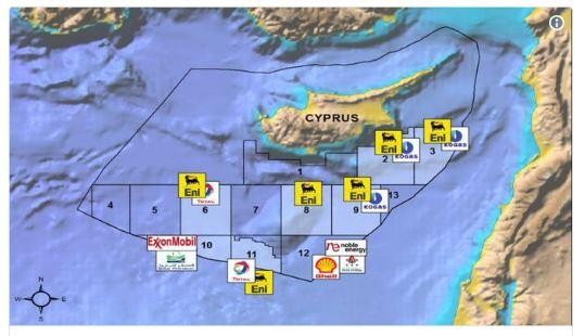 Katar Güney Kıbrısta Dünyanın En Büyük Gaz Rezervini Buldu
