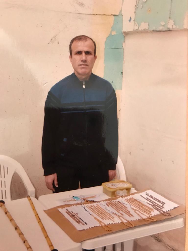 Şerif Ağu, Antalya L Tipi Cezaevi, 2016