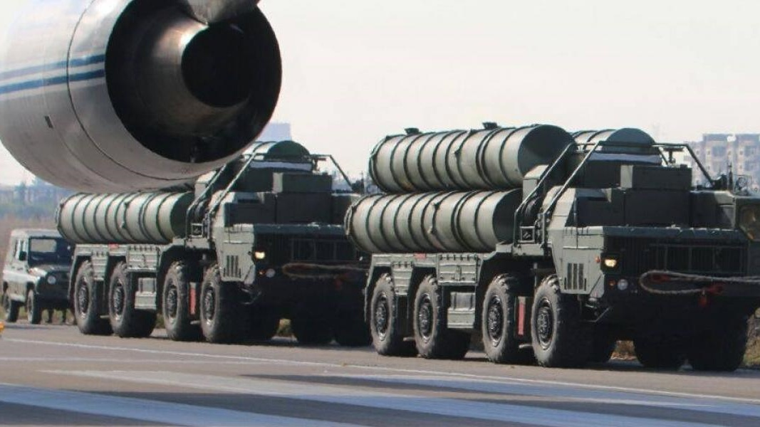 Raketenabwehrsystem S-400 zum Schutz von Erdoğans Palast gekauft?