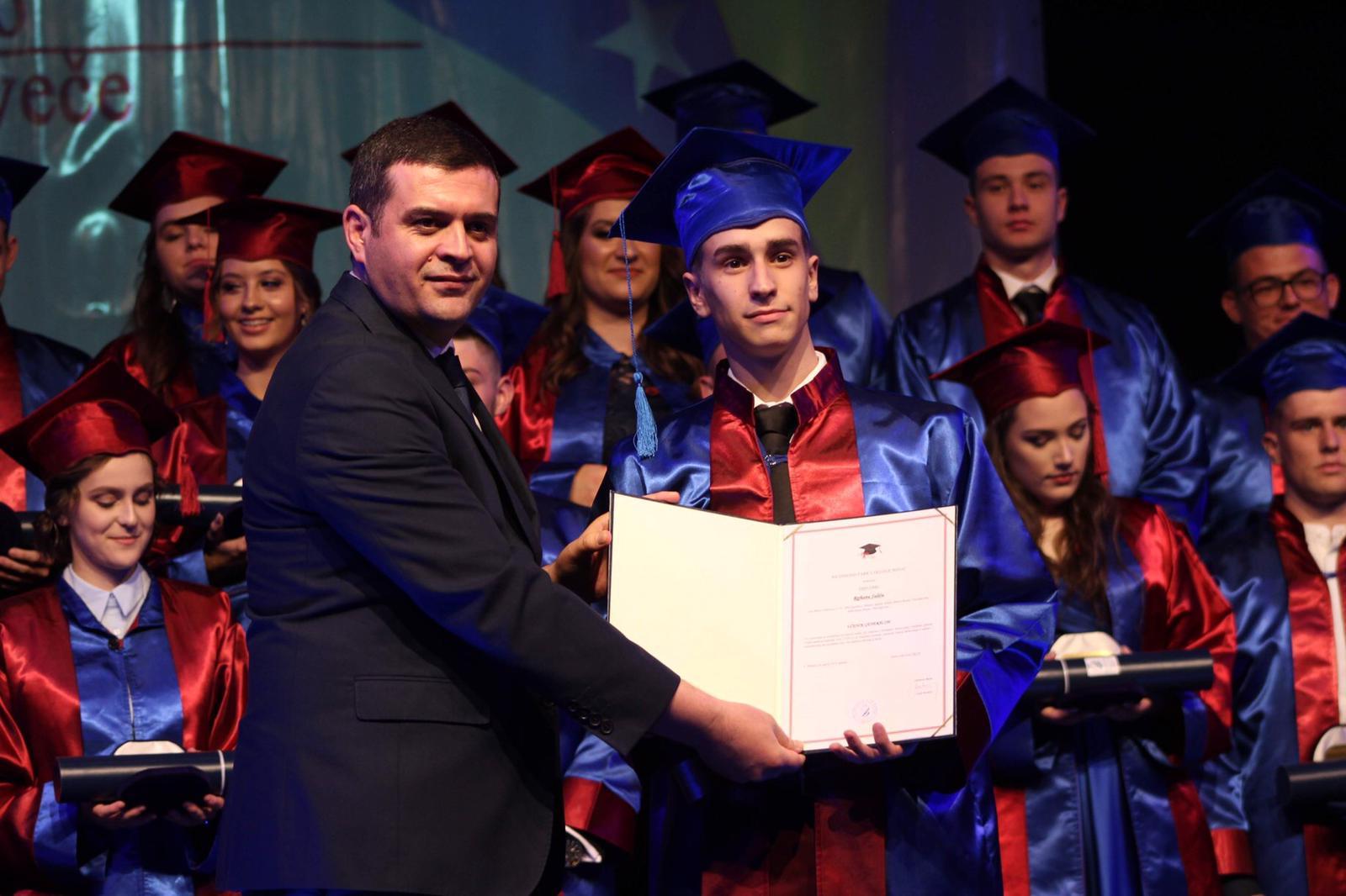 Direktor Fatih Keskin Bosnien