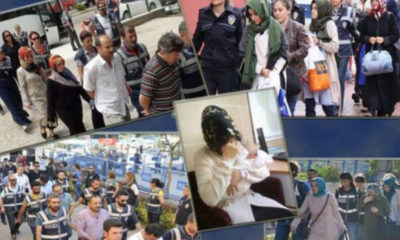 Festnahmen Gülen-Bewegung