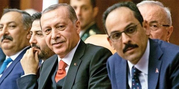 Erdoğan'ın danışmanlarına mesai öncesi ve sonrası test zorunluluğu –  BoldMedya