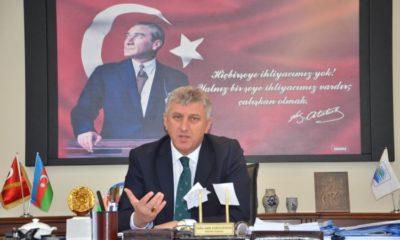 AKP Of Belediye Başkanı Salim Salih Sarıalioğlu