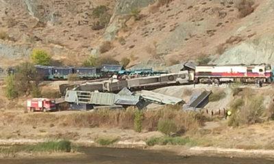 tren kaza Kalecik Ankara