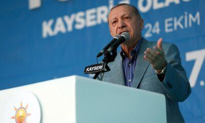 tayyip erdoğan kayseri