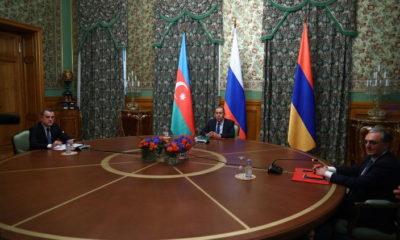 Dağlık Karabağ Moskova ateşkes anlaşması