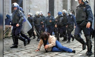 polis şiddet gözaltı