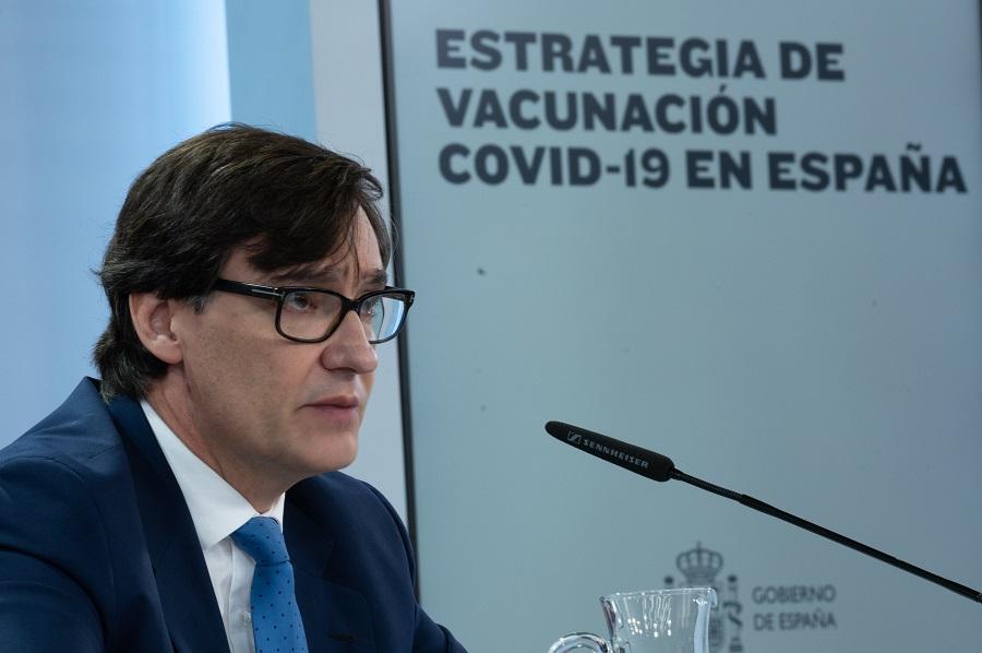 İspanya Sağlık Bakanı Salvador Illa