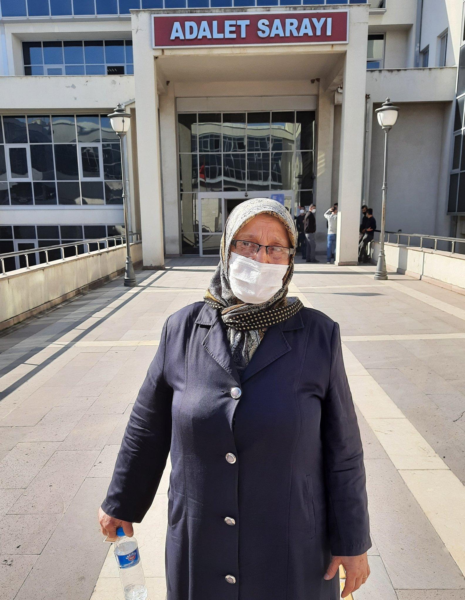 Eşi Şanlıurfa'da şehit düşen Ulviye Yiğitsözlü'nün 15 Temmuz'u 5