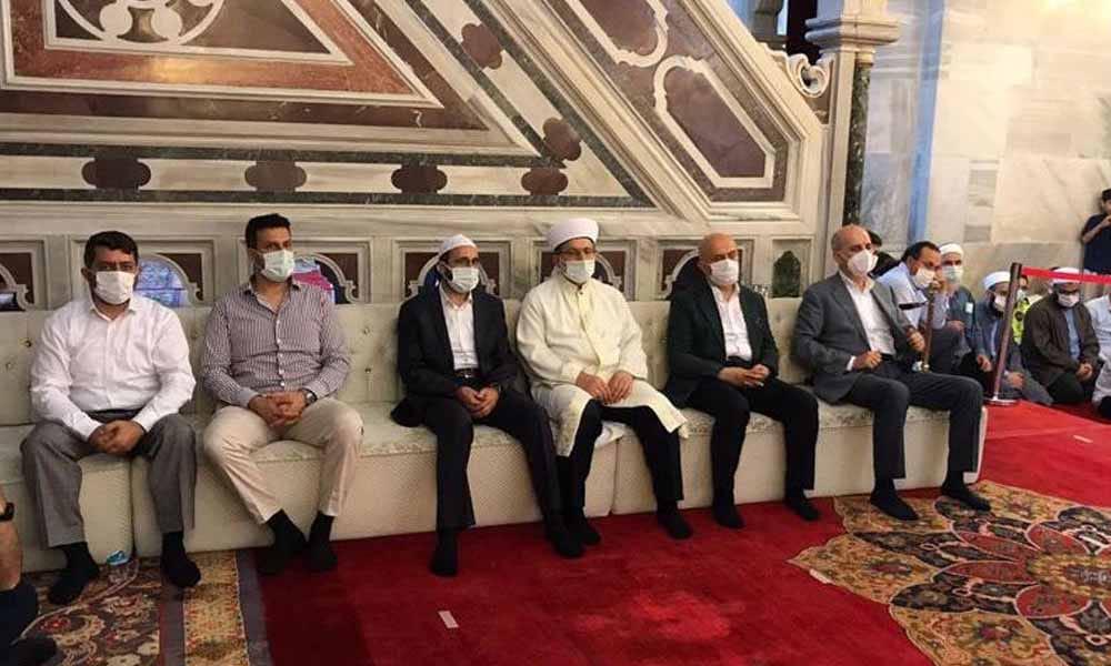 camide protokol koltuğu